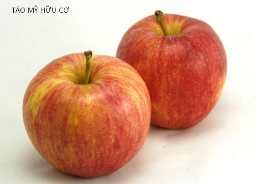 Bật mí bí mật: công dụng đằng sau những trái táo nhập khẩu