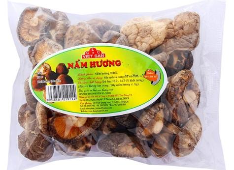Đặc sản nấm hương khô – thực phẩm sạch cho món ăn Việt
