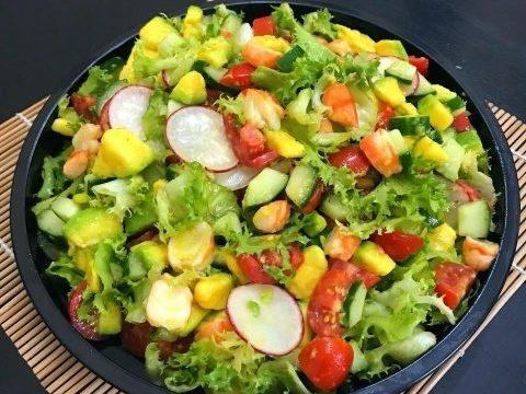 Thực đơn 3 cách giảm cân với rau xà lách loại sạch 2kg mỡ thừa trong 1 tuần