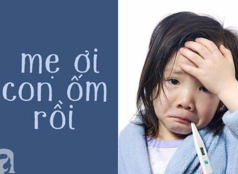Mẹo vặt chữa hạ sốt nhanh cho trẻ nhỏ vào mùa lạnh cực kỳ hiệu quả tại nhà