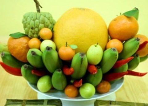10 điểm ngay cho nàng dâu chọn hoa quả thắp hương tết và cách bài trí chuẩn nhất