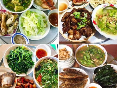 Sáng tạo với 8 gợi ý mâm cơm ngon cho gia đình siêu chất –  ngon – rẻ