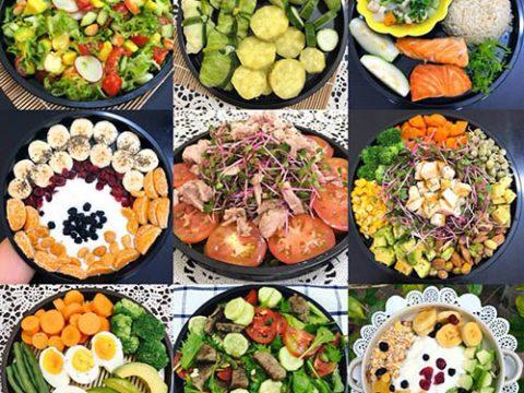 Các bữa ăn kiêng: Ăn sao cho vừa đẹp dáng, đẹp da mà đủ chất