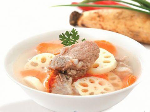 Các món ăn ngon từ củ sen giúp giải nhiệt cho mùa hè