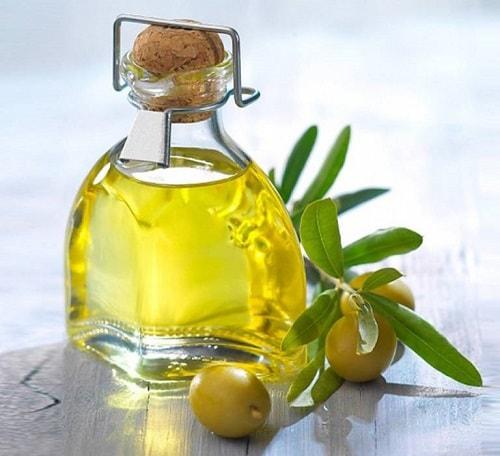 cách kích thích mọc tóc nhanh dày bằng dầu oliu