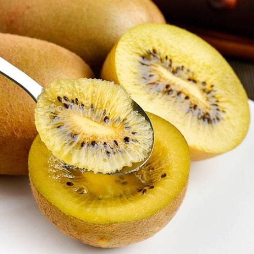 sự khác nhau giữa kiwi vàng và kiwi xanh