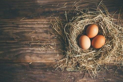 cách chọn mua trứng gà ngon