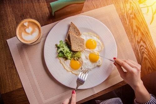 cách ăn trứng tốt cho sức khỏe