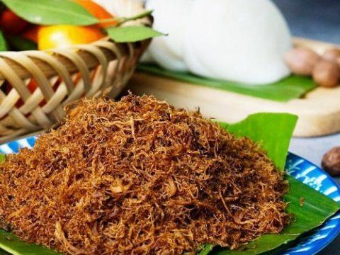 2 Cách làm ruốc nấm Đông Cô khô từ chân Nấm Hương thơm ngon lạ miệng