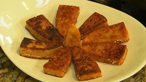 bánh tổ ngày tết