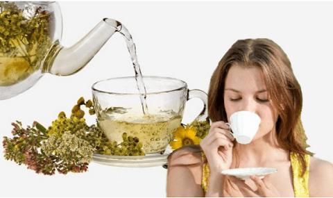 10 loại trà thảo mộc tốt cho sức khỏe không nên bỏ qua