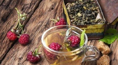 Tác dụng tuyệt vời của trà lá mâm xôi đỏ với sức khỏe bà bầu
