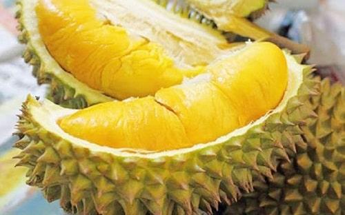 1. Sầu riêng - Trái cây thuần Việt gây ấn tượng mạnh