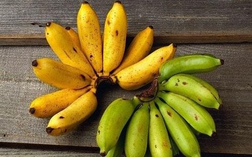 chuối - trái cây thuần Việt