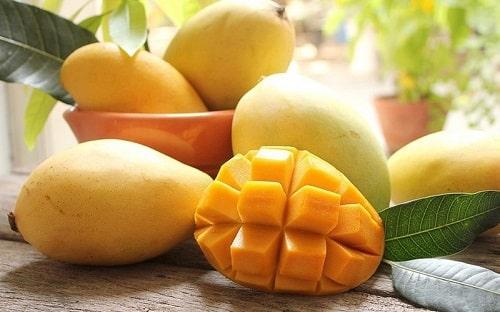 Chọn mua xoài - cách chọn mua hoa quả tươi ngon