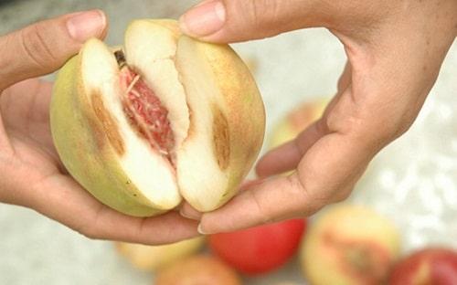 Làm sạch hoa quả trước khi đem bảo quản trong tủ lạnh
