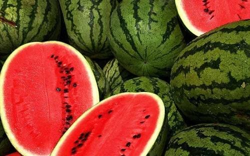 Dưa hấu là loại trái cây thuần Việt