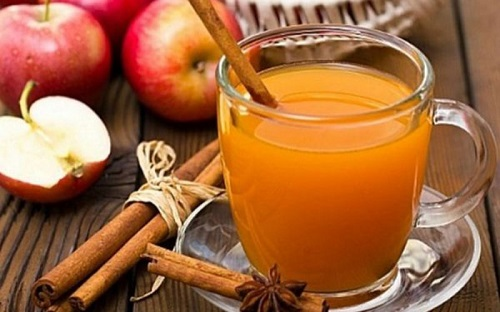 Cách giảm cân với Bột quế và táo