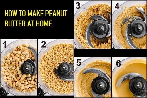 Hướng dẫn cách làm bơ đậu phộng kết hợp mật ong